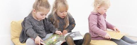 Ska kinderopvang voorlezen
