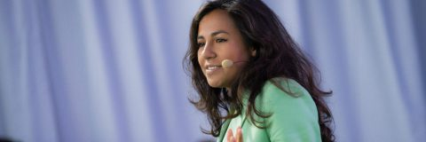 Talitha Muusse spreker